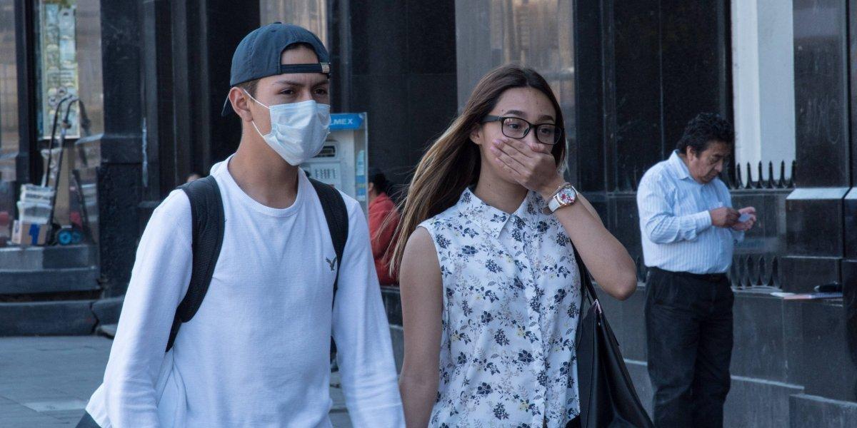 Casos de influenza se disparan 211% en México