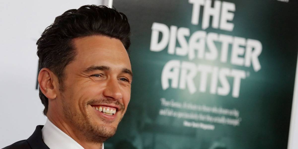 James Franco diz que produção sobre o pior filme já feito quer mostrar paixão pelo cinema