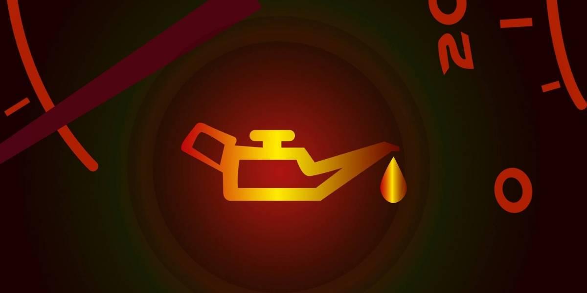 O que fazer quando a luz do óleo acende no painel?