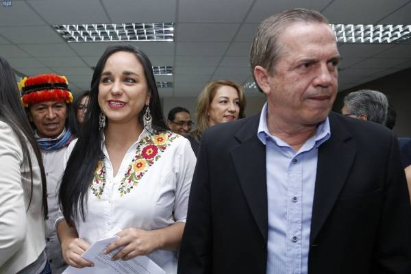 Seguidores de Rafael Correa anuncian protesta contra medidas económicas de Lenín Moreno