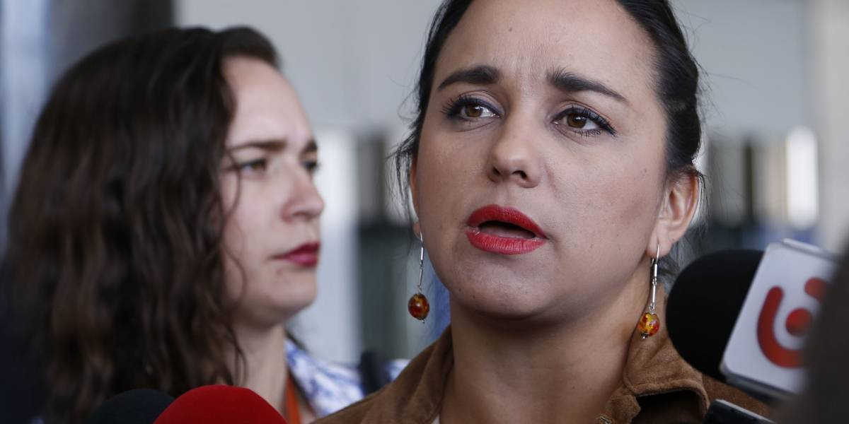 Rivadeneira presentó denuncia a jueces que dejaron sin efecto la destitución de Moreno