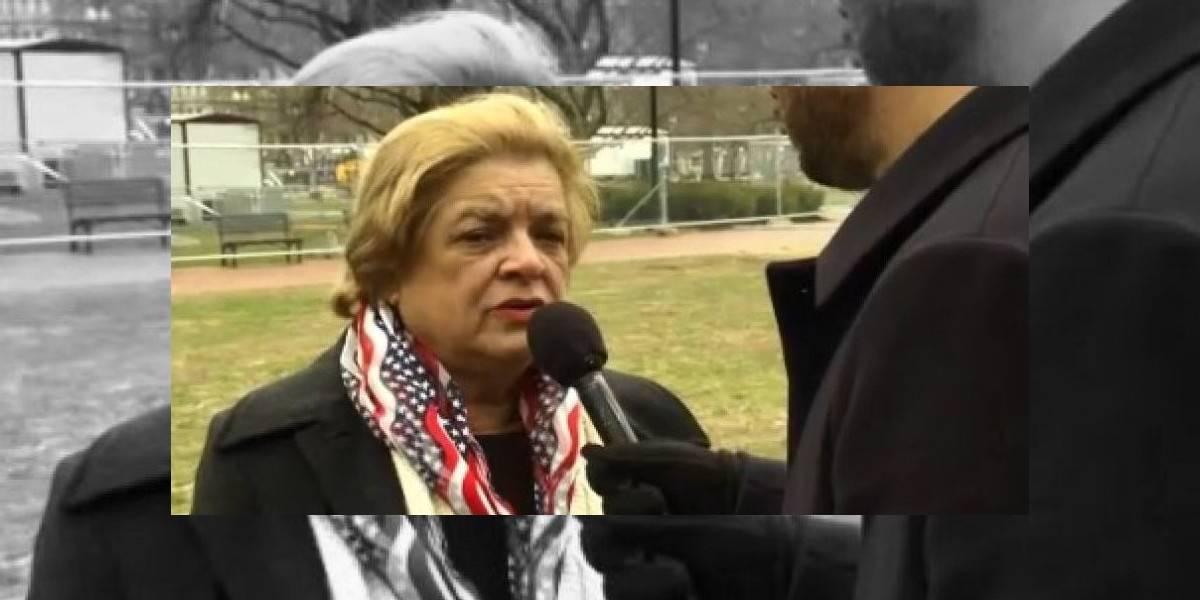 """Miriam Ramírez de Ferrer: """"El timo más grande es que la ESTADIDAD es la razón de ser del PNP"""""""