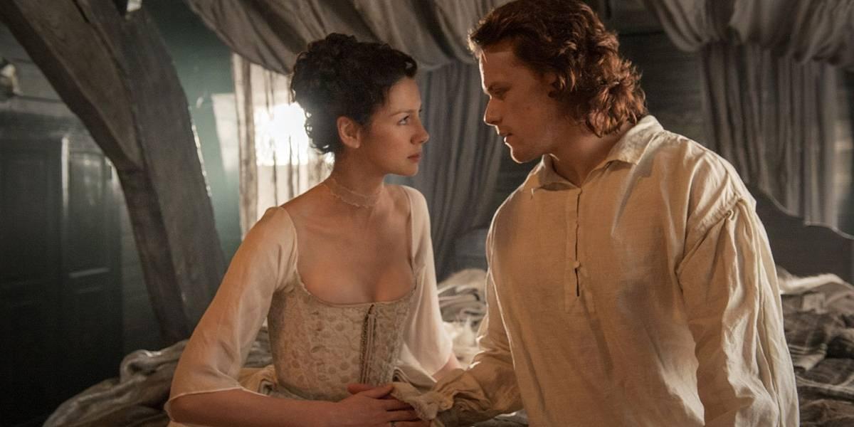 Fox Premium troca legenda de Outlander com diálogos picantes de série erótica