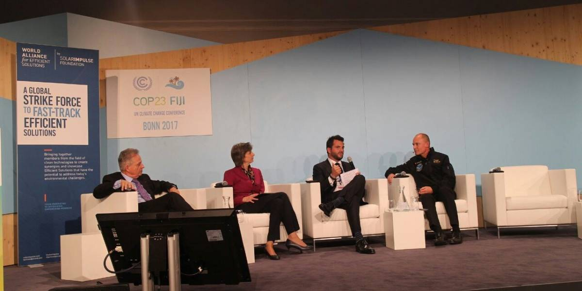 Necesario integrar al sector privado en la lucha contra cambio climático: Pacchiano