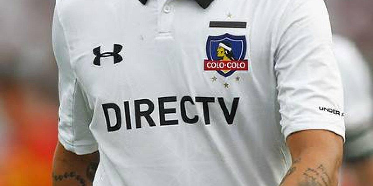 Atención colocolinos: filtran la camiseta de Colo Colo 2018 que será presentada el jueves