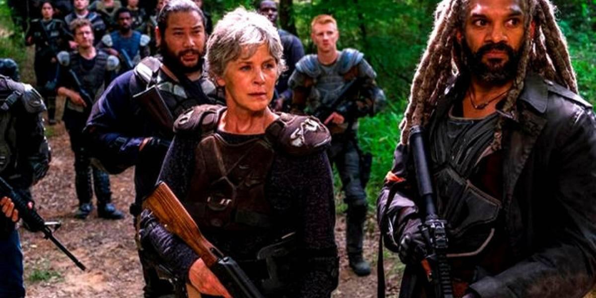 """""""The Walking Dead"""": La muerte que impactó a los seguidores de la serie"""