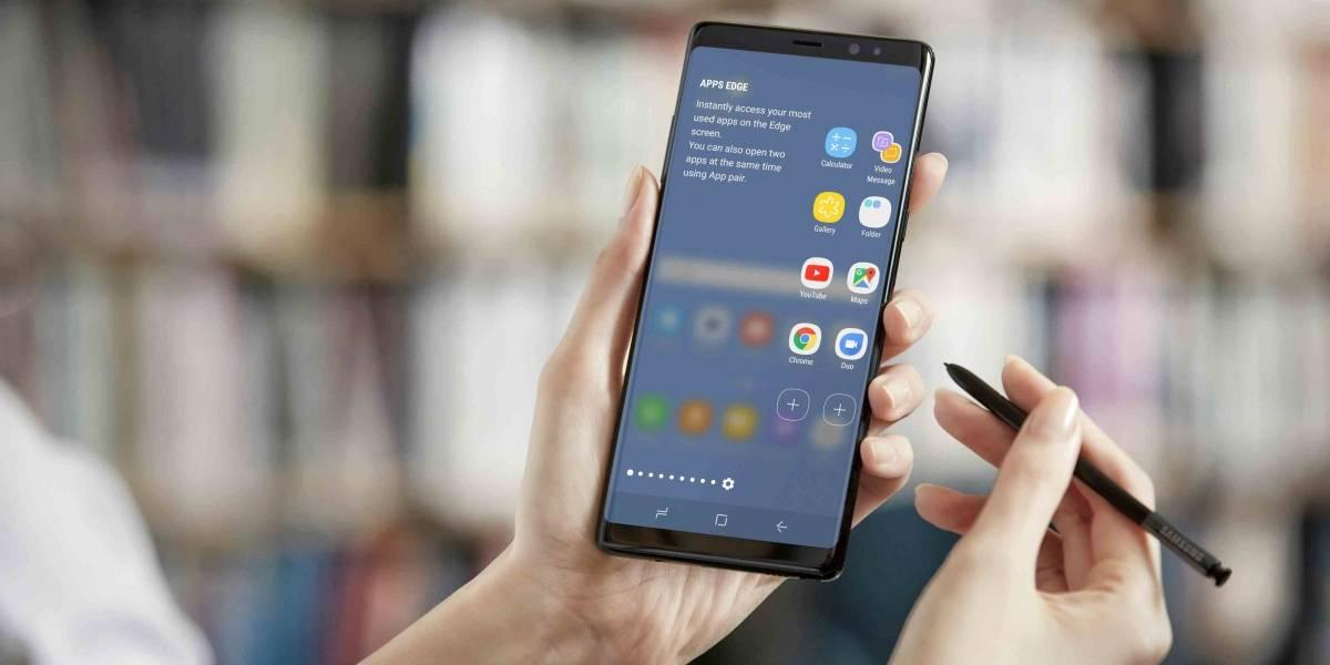 """Samsung Galaxy note 8: el celular que hace """"las cosas en grande"""""""
