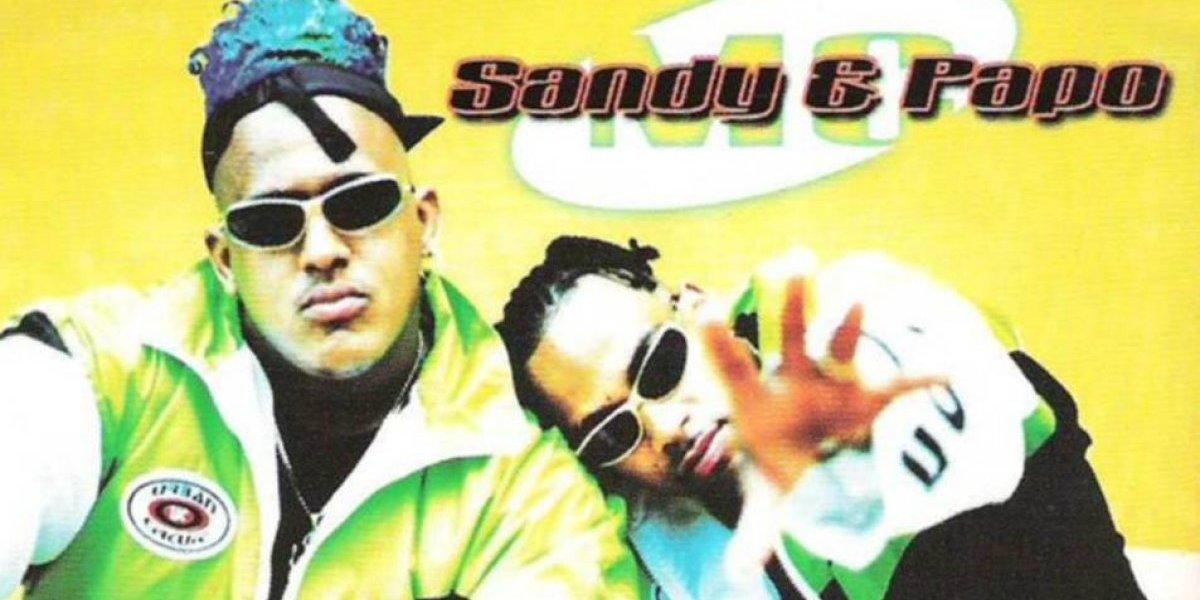 """""""La historia de un dúo"""", Sandy y Papo será presentada el 23"""