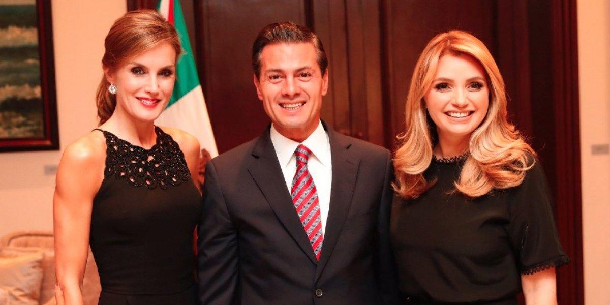 Peña Nieto recibe a la reina Letizia por Cumbre de Líderes contra el Cáncer