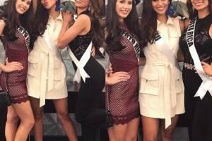 Latinas en Miss Universo 2017