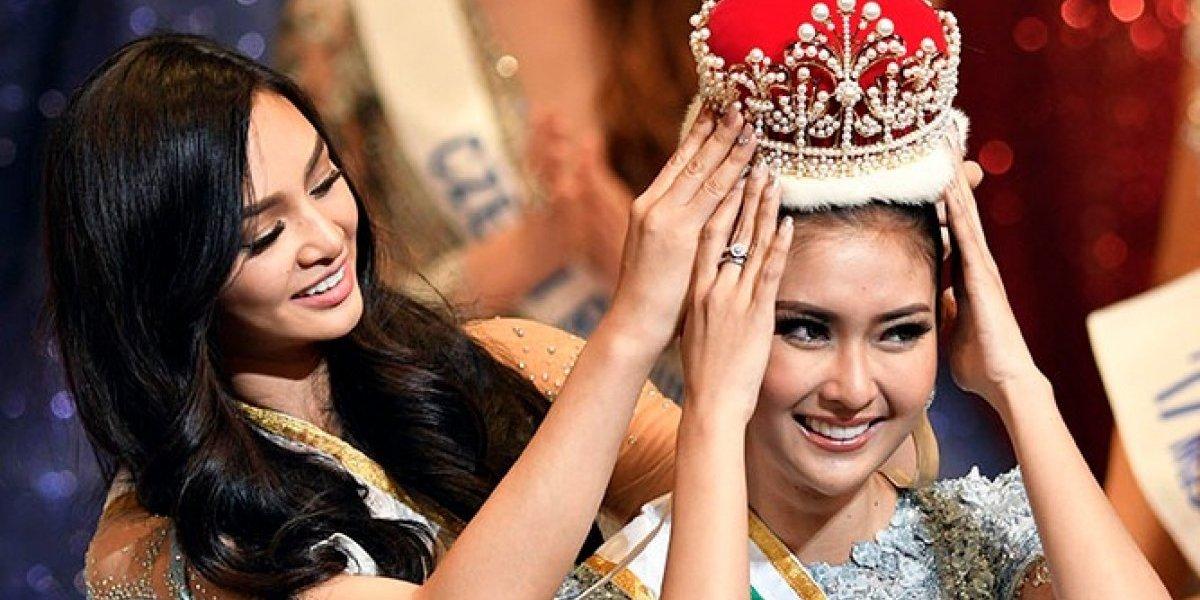 Indonesia se alza con la corona de Miss Internacional 2017