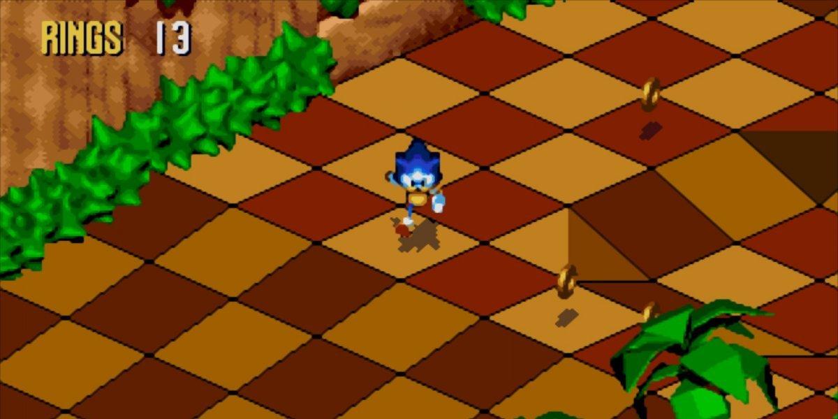 Sonic 3D Blast DX ya tiene tráiler oficial