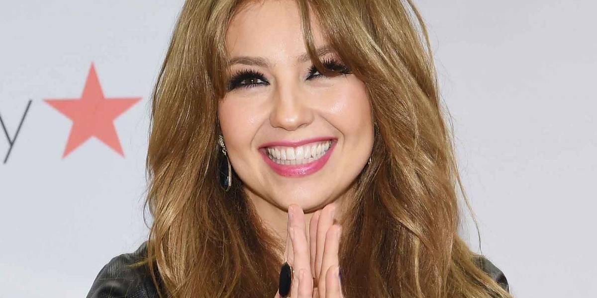 Las fotos con las que Thalía demuestra que no se ha hecho nada en el rostro