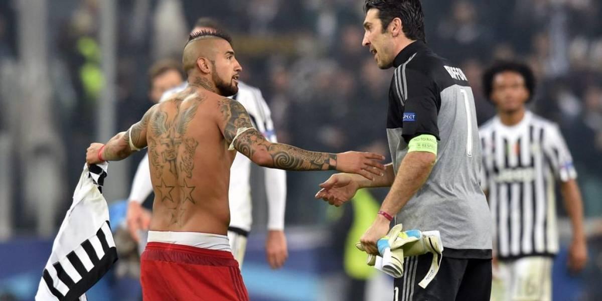 Alexis, Vidal, Buffon y Robben fuera: las figuras que se perderán Rusia 2018