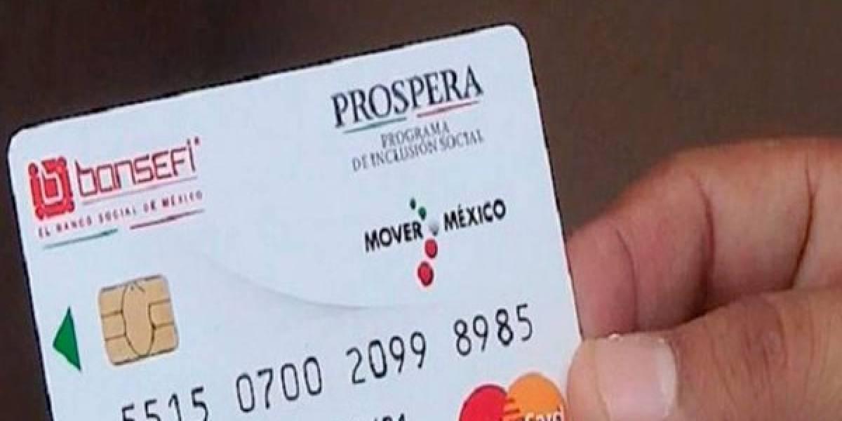 Clonan 57 tarjetas de apoyo a damnificados en Oaxaca