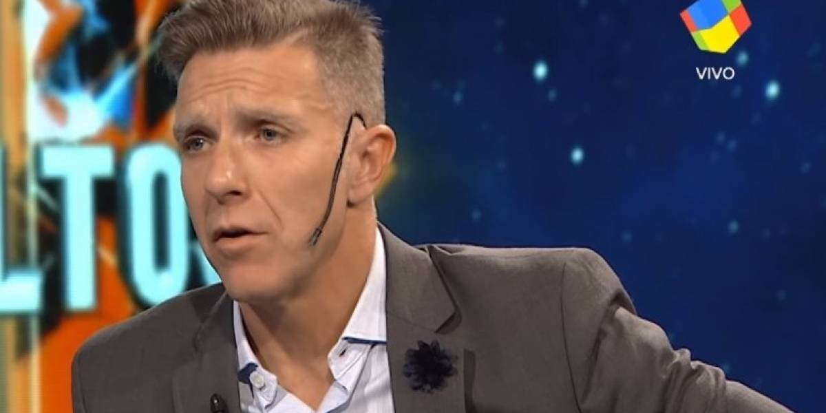 """Ladrón, corrupto y mafioso"": Comentarista argentino se descargó duramente contra Burzaco"