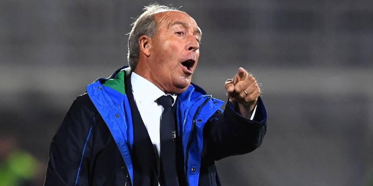 """DT de Italia tras el descalabro: """"Mi balance es uno de los mejores de los últimos 40 años"""""""