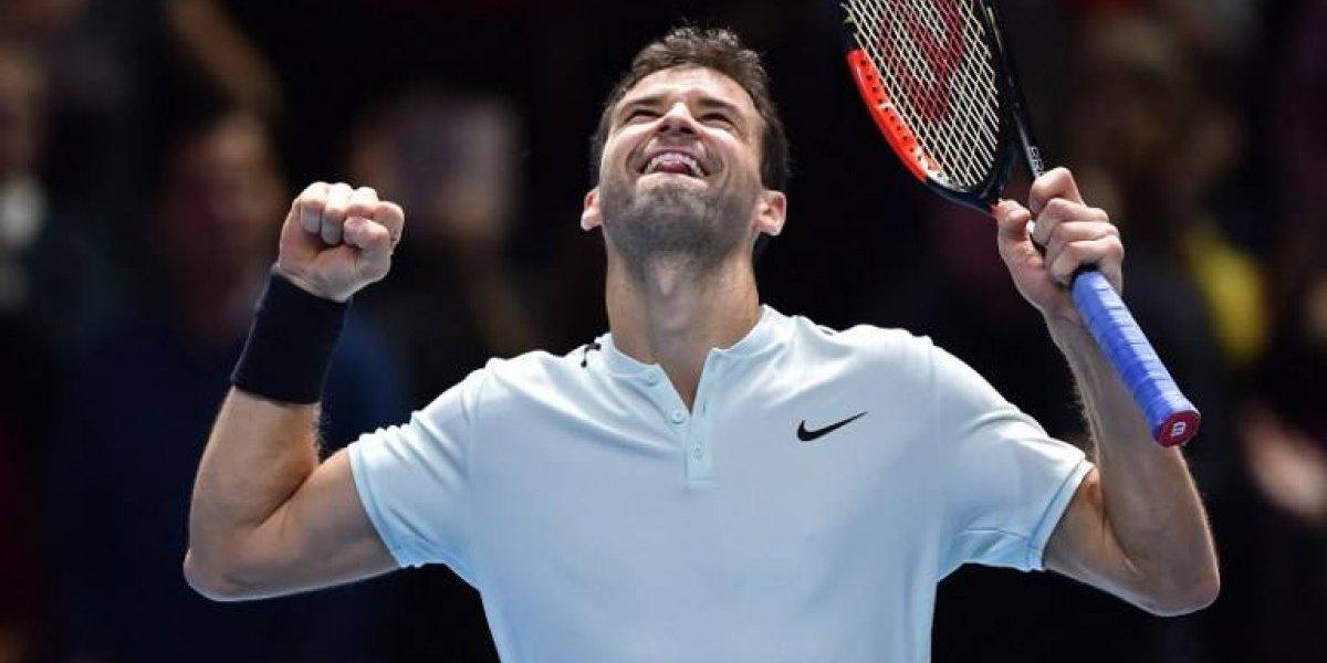 Dimitrov avanzó a las semifinales del Masters y Thiem dejó sin opción al reemplazo de Nadal