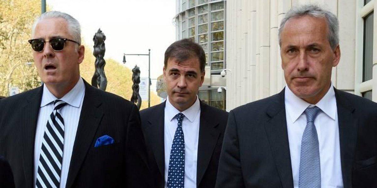 Ex presidente del fútbol peruano amenazó a Burzaco en pleno juicio