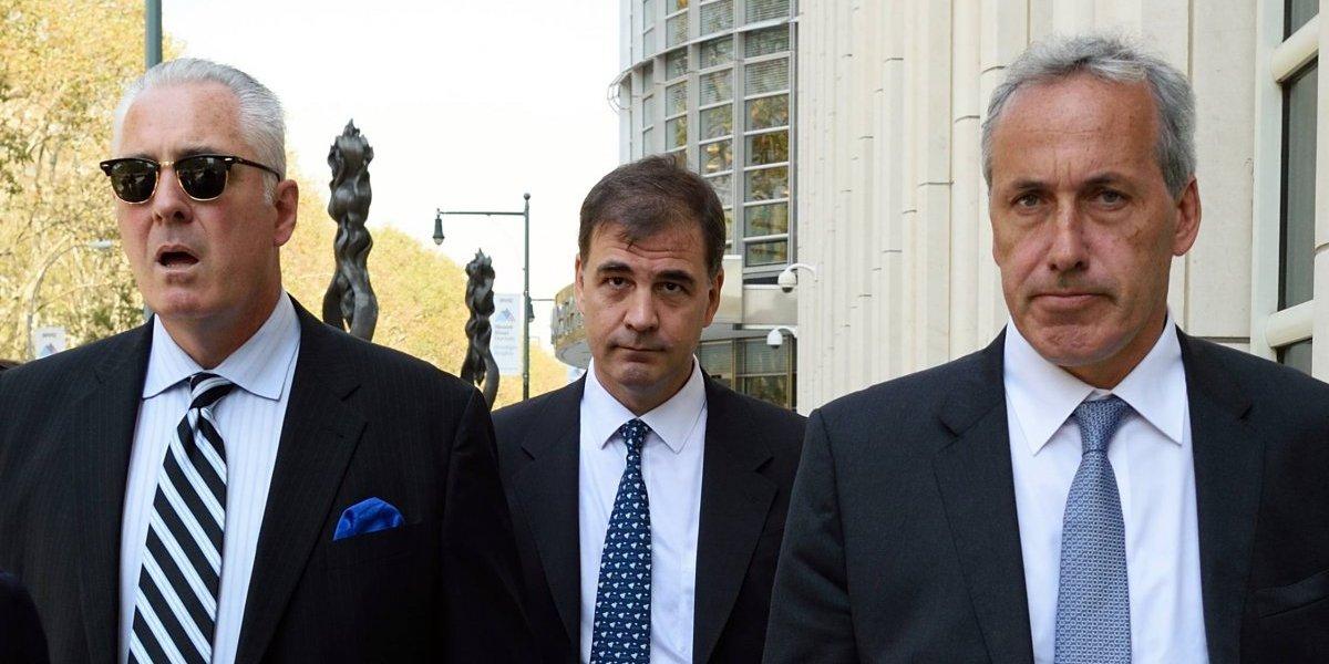 Sesión del tribunal por el FIFAGate se interrumpió por desgarrador llanto de Burzaco