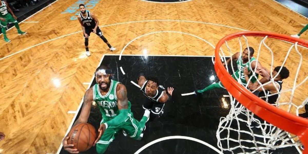 ¿Quién los para? Boston Celtics ya suma 13 triunfos seguidos en la NBA