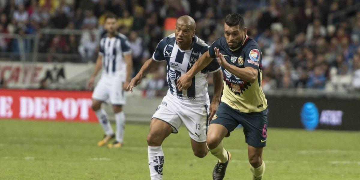 Monterrey elimina al América de la Copa MX