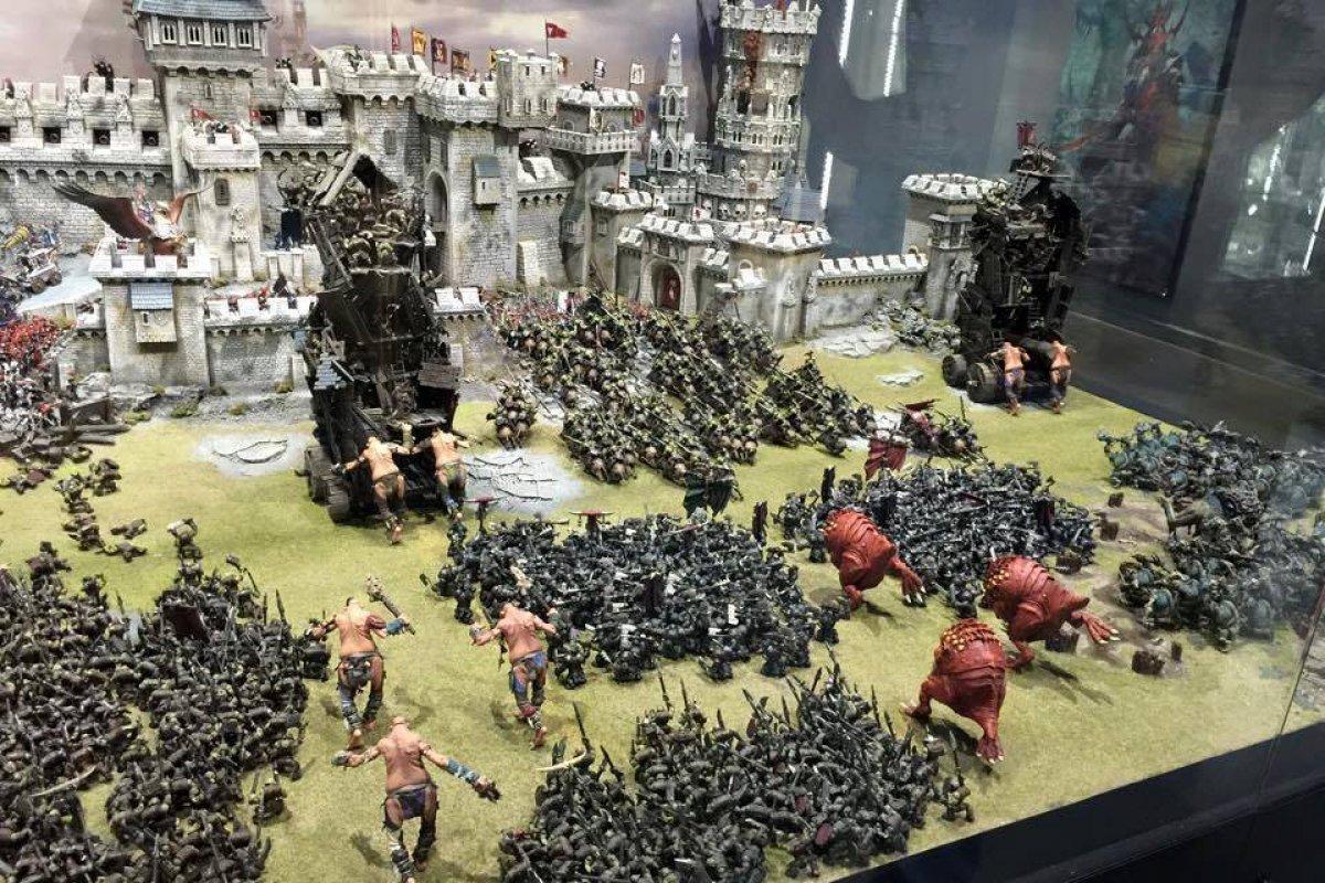 Los Juegos De Mesa Estan De Regreso Esto Es Warhammer Publimetro