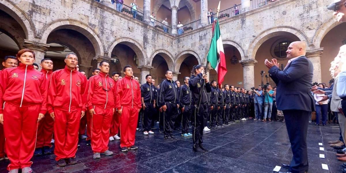 Todo listo para los Juegos Latinoamericanos de Policías y Bomberos