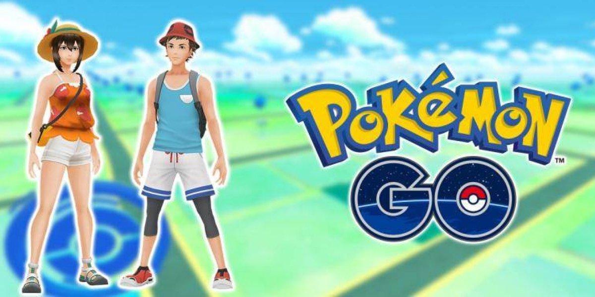 Llegan nuevos elementos de personalización a Pokemón GO