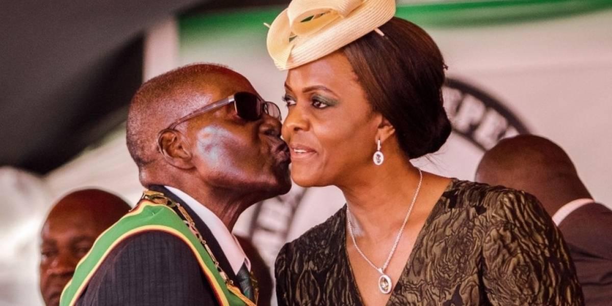 Grace Mugabe, la polémica primera dama de Zimbabue en el centro de la lucha por el poder en la nación africana