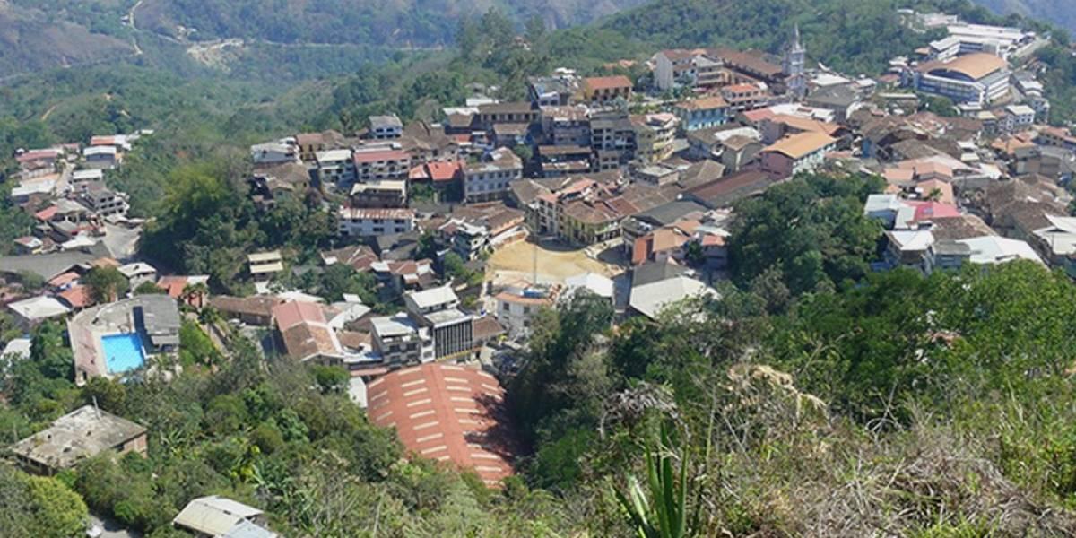 Zaruma, la ciudad patrimonio del Ecuador que se come a sí misma buscando oro
