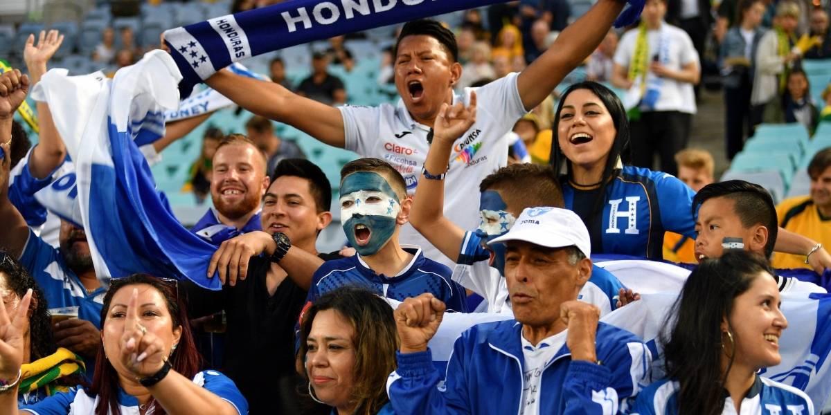 Minuto a minuto: Honduras define la clasificación al Mundial de Rusia 2018 frente a Australia
