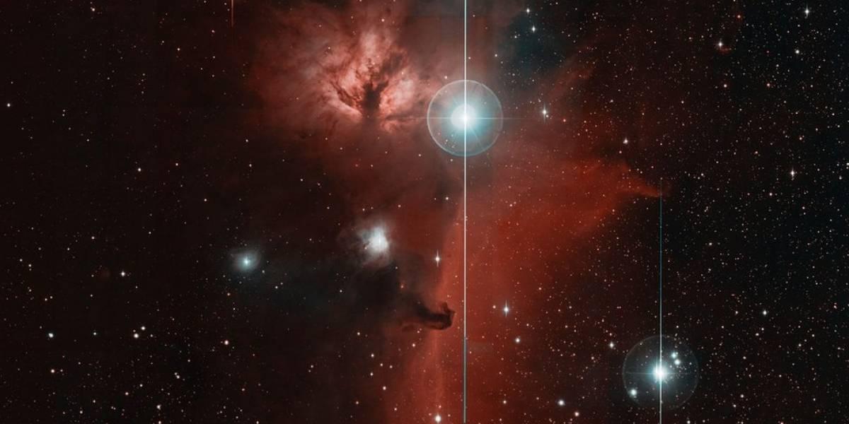 La espectacular imagen de la nebulosa de Orión captada por una nueva y poderosa cámara robótica