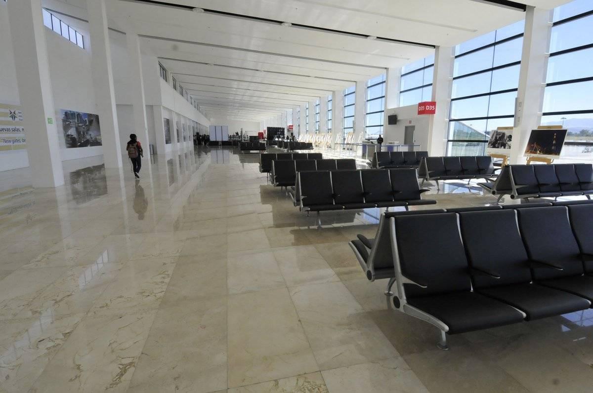 Inauguran remodelaciones en el Aeropuerto Internacional de Guadalajara
