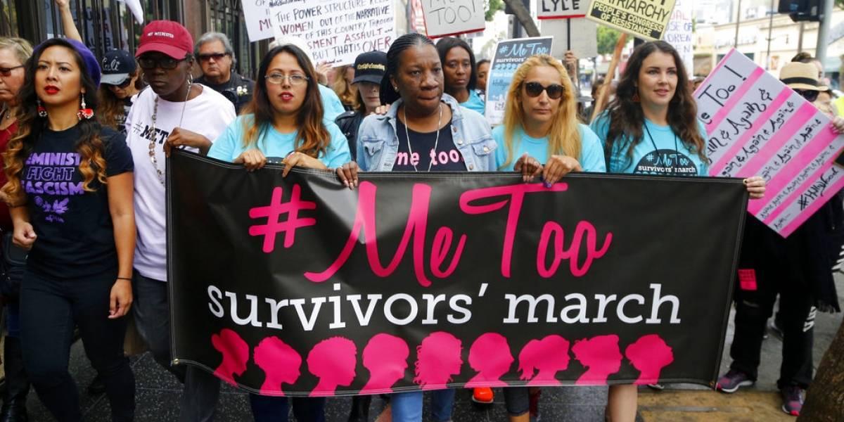 'Me too' llega a Congreso de EU; destapan cloaca de acoso sexual