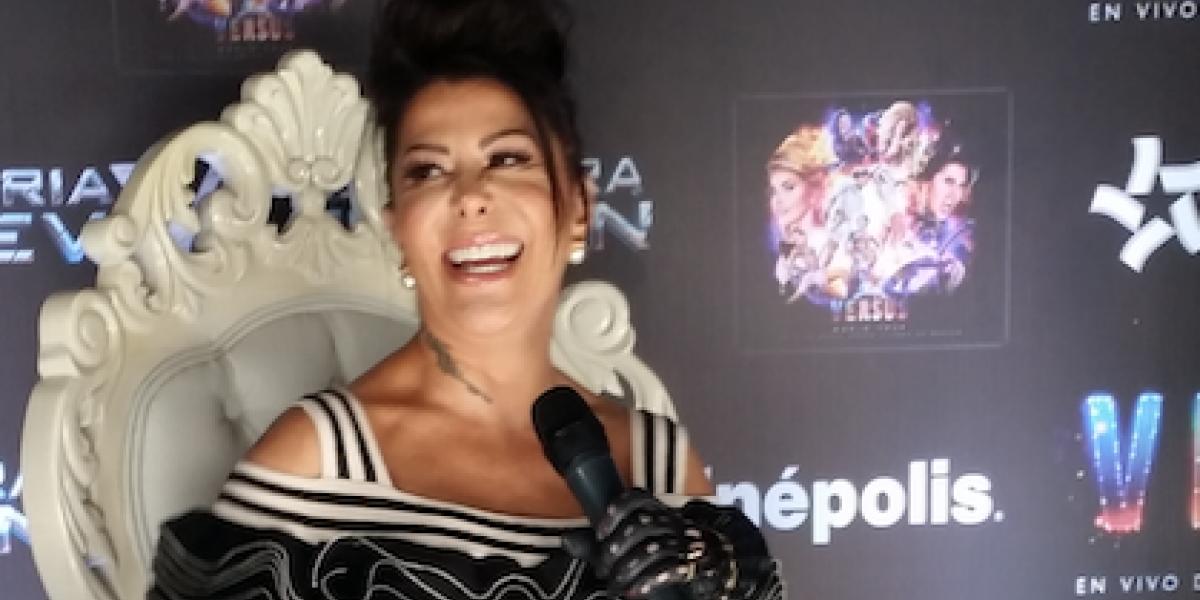Alejandra Guzmán transmitirá su serie por televisión abierta
