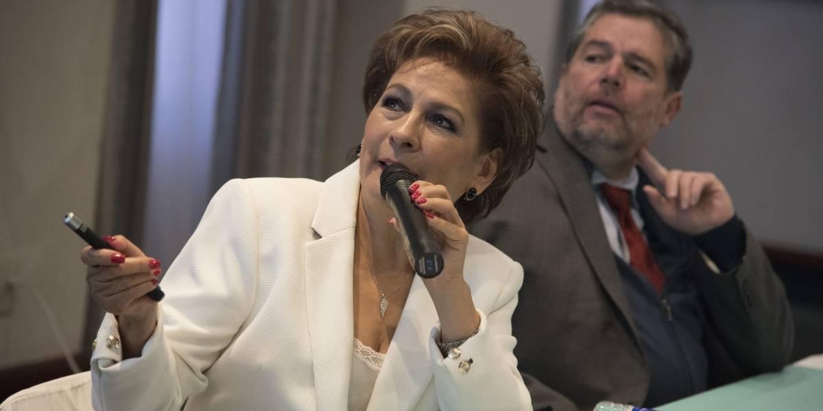 En octubre cayó 52% detención de secuestradores: Miranda de Wallace
