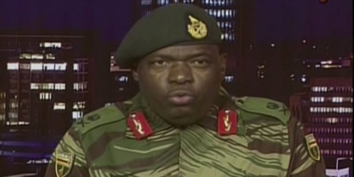 Tensión en Zimbabue: Ejército toma el control; posible golpe de Estado