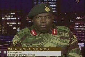 Golpe de Estado en Zimbabwe