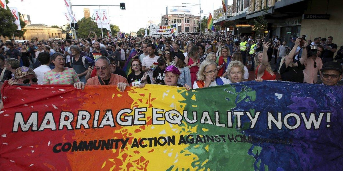 Australia se suma a la lista de países que legalizan el matrimonio igualitario