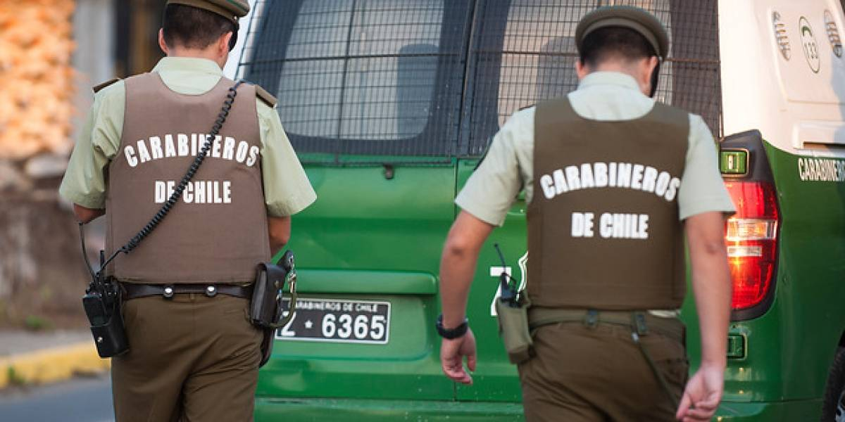 Detienen a taxista tras violar a menor de 15 años en Puerto Montt