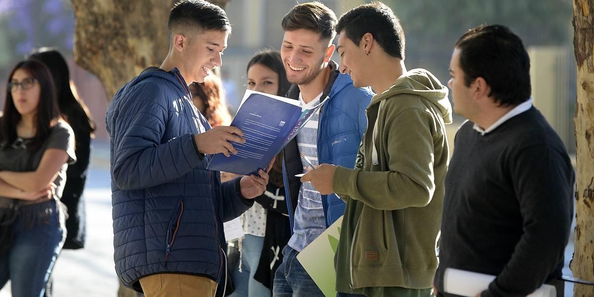 Más de 342.000 estudiantes se han inscrito para postular a la Gratuidad o becas en Educación Superior