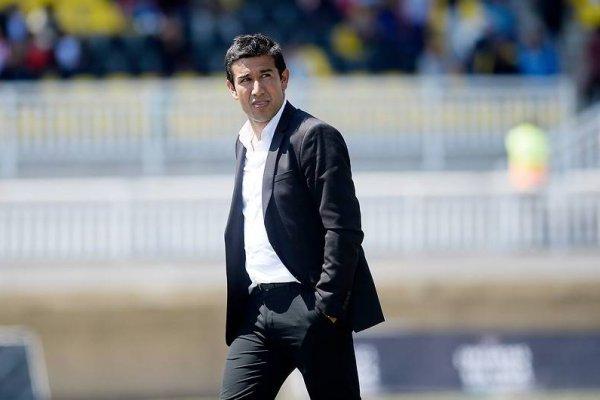 Víctor Rivero ganó el Transición de la B con Unión La Calera / Foto: Agencia UNO