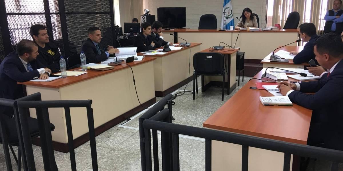 Señalados lavaron dinero y pagaron muebles para Alejandro Sinibaldi, según Fiscalía