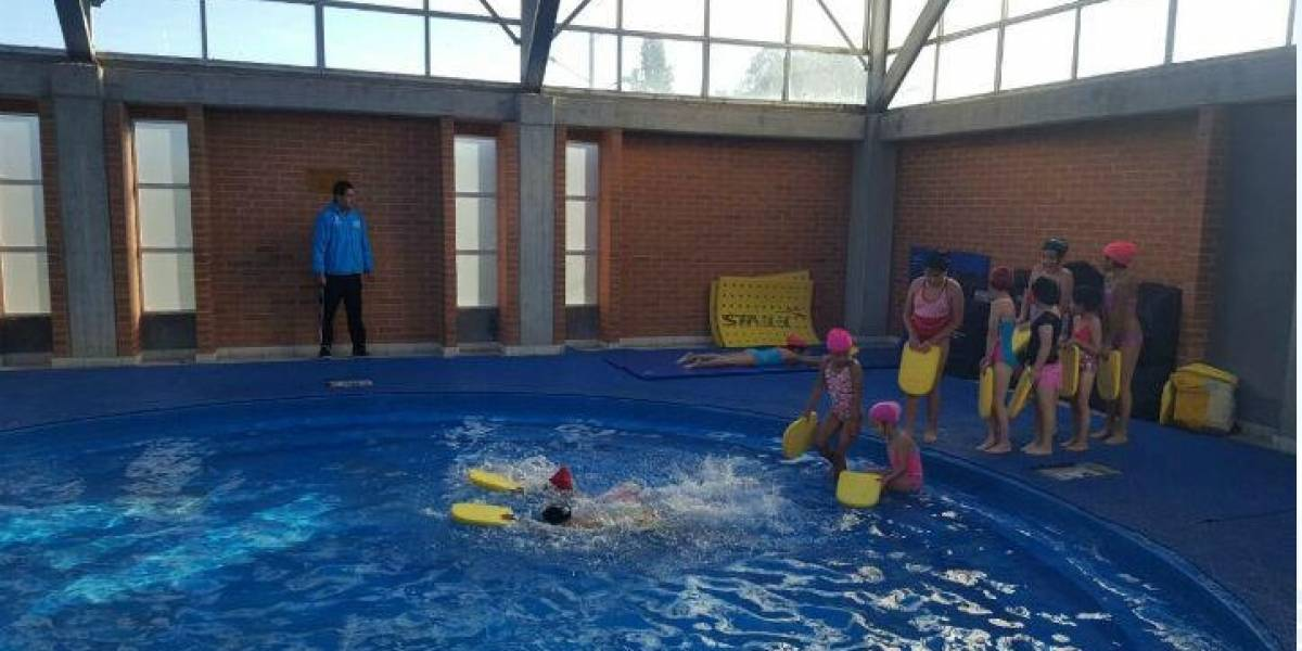 ¡Aproveche! Se vienen los cursos de natación del Idrd para estas vacaciones