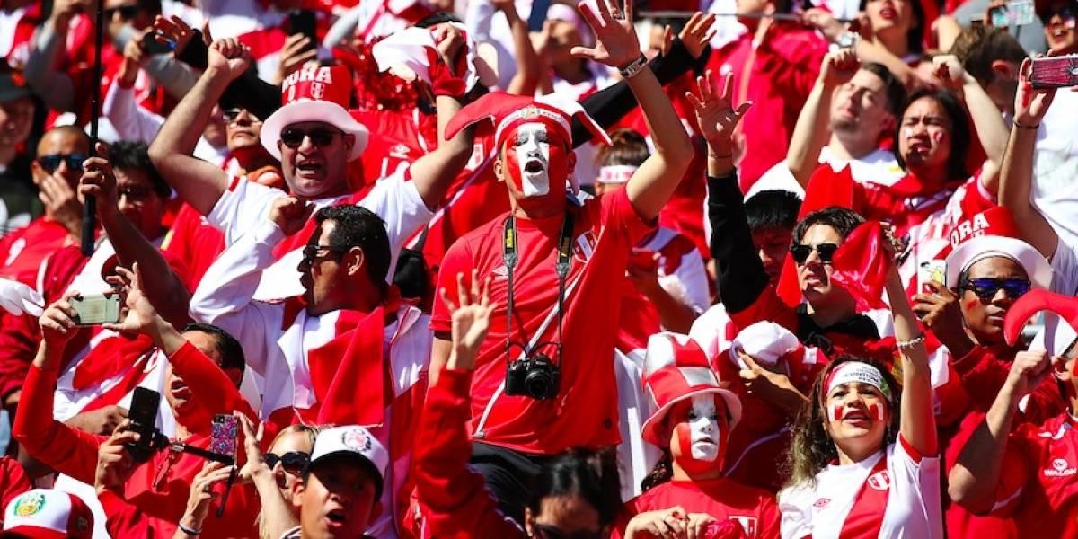 VIDEO: Aficionados brindan emotivo apoyo a Perú para clasificar al Mundial
