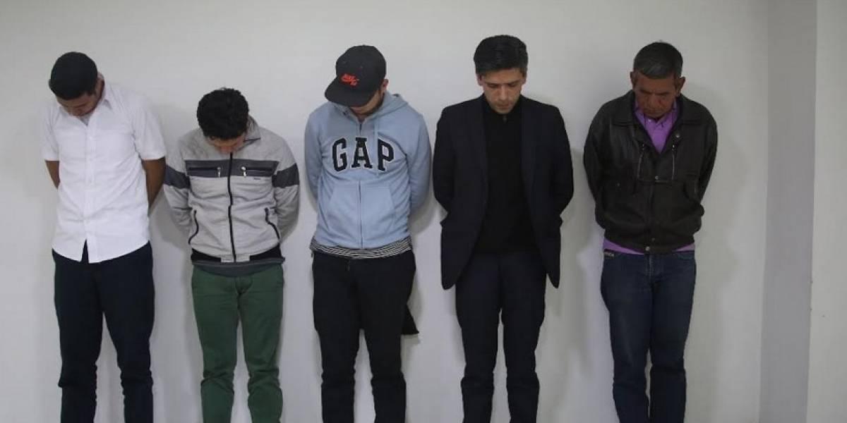 Capturan extrabajadores de una aerolínea por enviar droga fuera el país