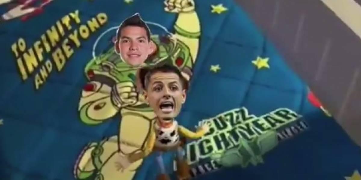 Chucky Lozano, en la mira del Manchester City