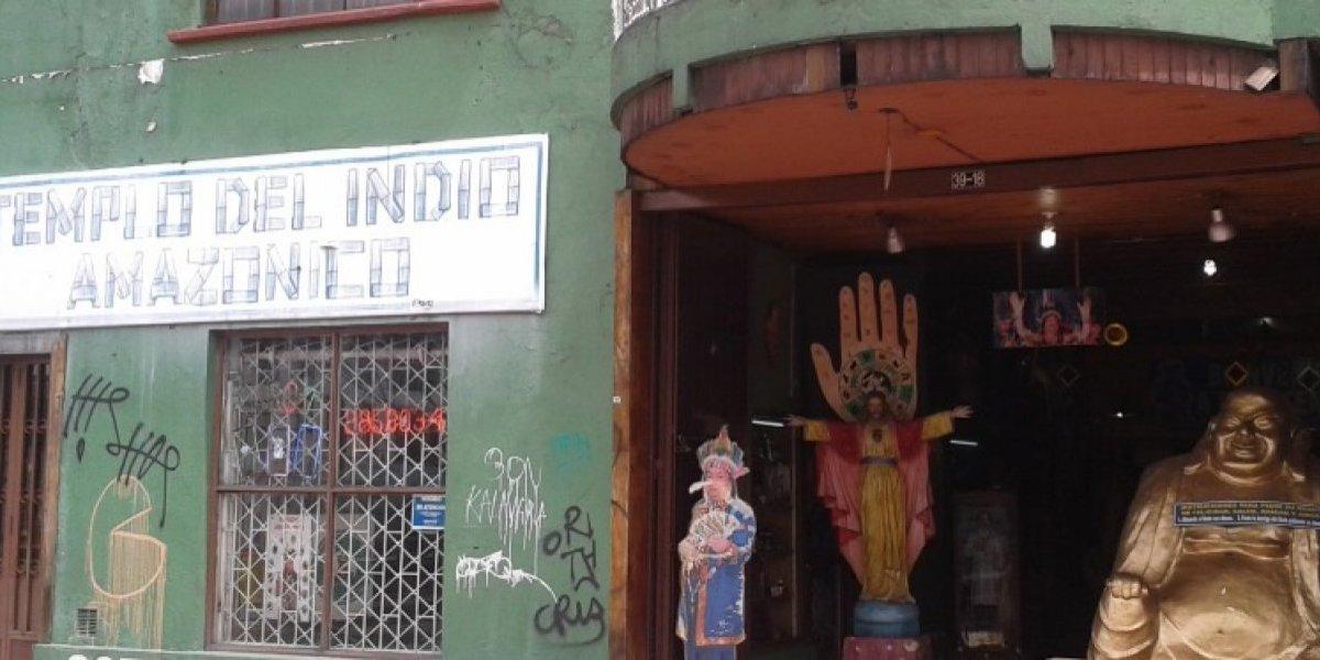 ¿Bogotá le dirá adiós al emblemático templo del Indio Amazónico?