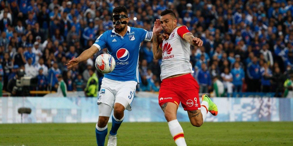 Millonarios y Santa Fe a Copa Libertadores; Jaguares abrochó Sudamericana